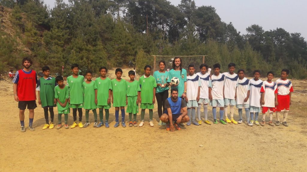 20180328_150446-3-1024x576 Soccer Camp in Bangthali, Nepal