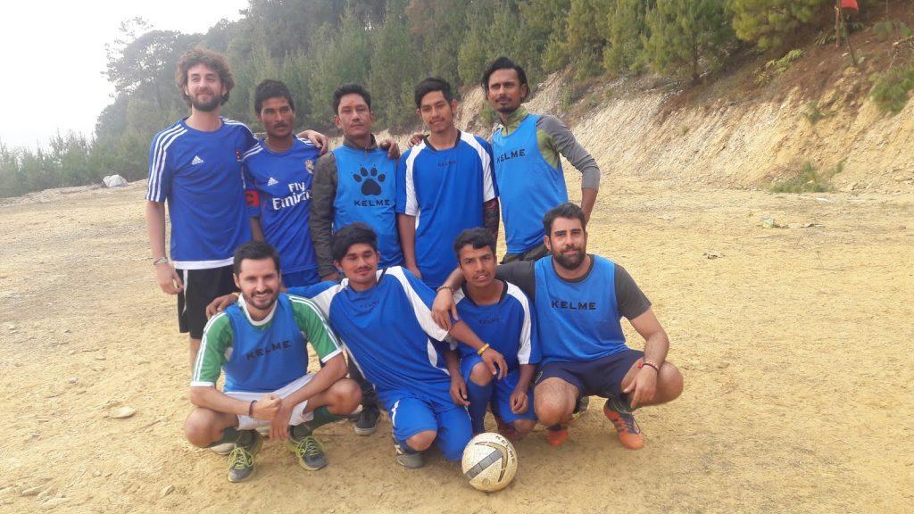 20180328_155105-3-1024x576 Soccer Camp in Bangthali, Nepal