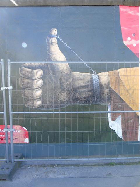 DSC00667-1 Weekend by Berlin Wall