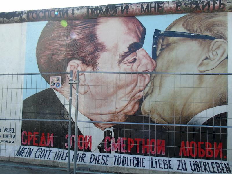 DSC00668-1 Weekend by Berlin Wall