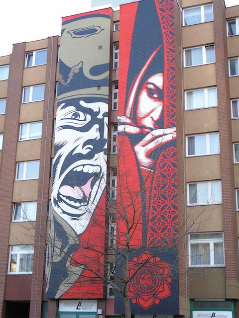 DSC00736-1 Weekend by Berlin Wall