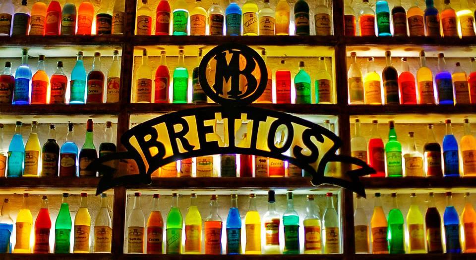 Brettos Time Stops At Brettos