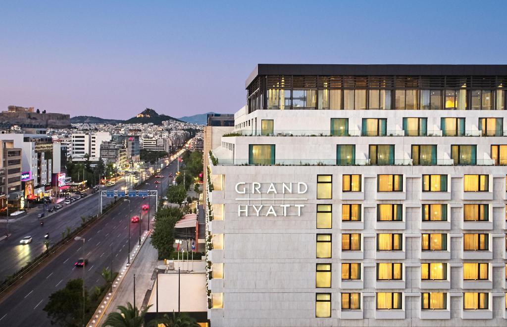 Grand-Hyatt-Athens-2 Time Well Spent at Grand Hyatt Athens